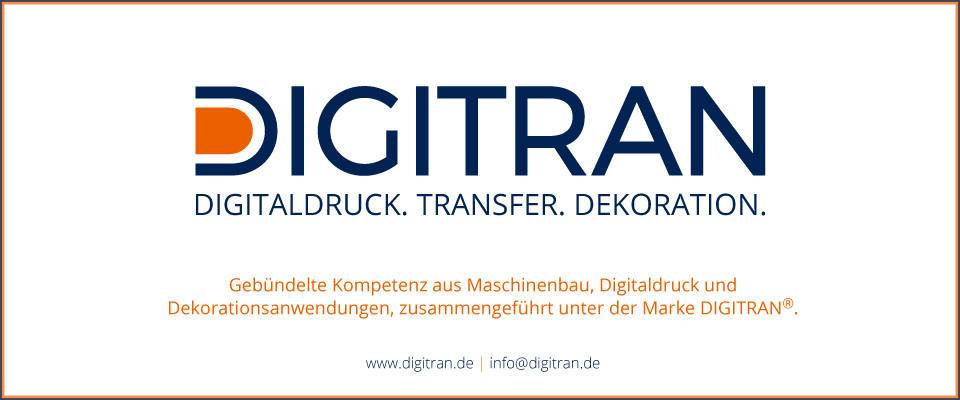 DIGITRAN - Digitraldruck, Transfer, Dekoration.